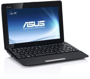 ASUS Eee PC 1011PX-BLK069S black, UK
