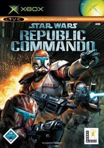 Star Wars: Republic Commando (niemiecki) (Xbox)