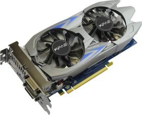 KFA2 GeForce GTX 750 Ti EXOC, 2GB GDDR5, 2x DVI, HDMI, DP (75IPH8DV9JXZ)