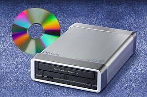 Plextor PlexWriter PX-W4012TU extern/USB 2.0