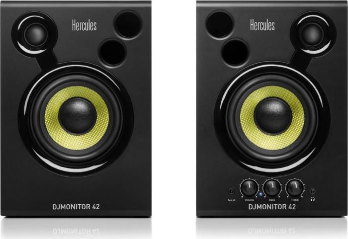Hercules DJ monitor 42, pair