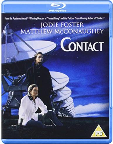 Contact (Blu-ray) (UK) -- via Amazon Partnerprogramm