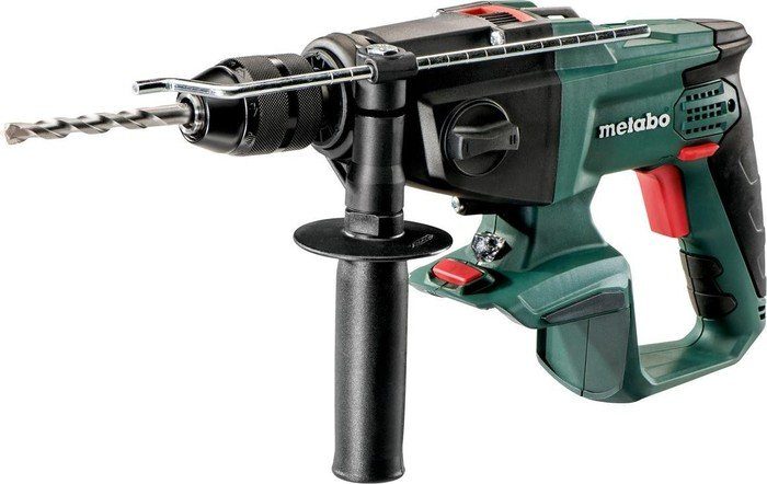 Metabo SBE 18 LTX rechargeable battery-hammer drill solo incl. case (600845840)