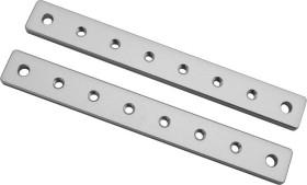 Singularity Computers Mounting Rail 120, Silver, Halterung für Ausgleichsbehälter (SC-MR-120-SL)