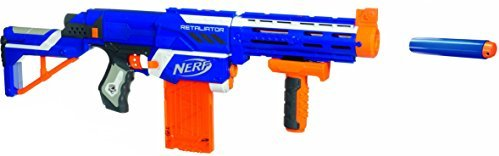 Hasbro Nerf N-Strike Elite Retaliator (98696) -- via Amazon Partnerprogramm
