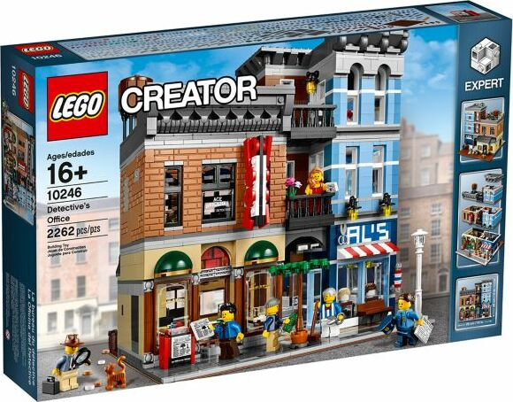 LEGO Creator Expert - Detective's Office (10246) from £ 252 91