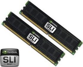 OCZ SLI-Ready Edition DIMM Kit 2GB, DDR2-800, CL4-4-4-15 (OCZ2N800SR2GK)