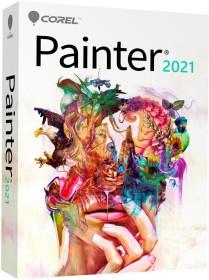 Corel Painter 2021, Update (multilingual) (PC/MAC) (PTR2021MLDPUG)