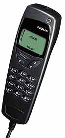 Telco Nokia 6090 car phone (various contracts)