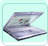 "Fujitsu Lifebook E6560, P3 700, 14.1"" TFT"