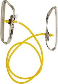 Thera-Band Bodytrainer Tubing flexible grips expander skin yellow (21741)