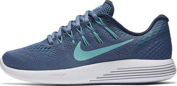 best website 024ea b0bcd Nike Lunarglide 8 ocean fog blue grey squadron blue hyper turquoise  (ladies) (843726-400)   Skinflint Price Comparison UK
