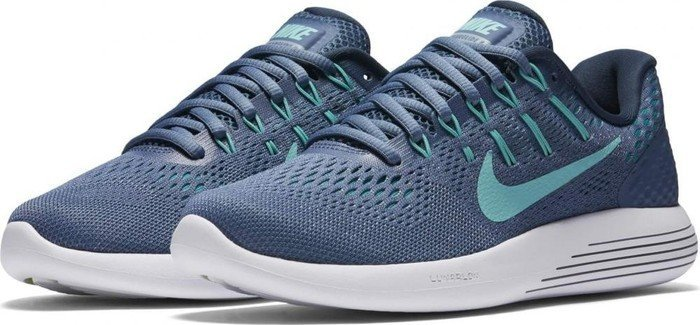 73626184a785a Nike Lunarglide 8 ocean fog blue grey squadron blue hyper turquoise (ladies)  (843726-400) starting from £ 108.00 (2019)