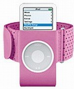 Apple iPod nano Wristlet pink (MA184*/A)