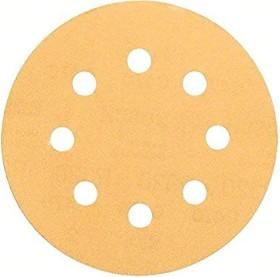 Bosch Professional C470 Best for Wood and Paint random orbit sander sheet 115mm K240, 5-pack (2608605063)