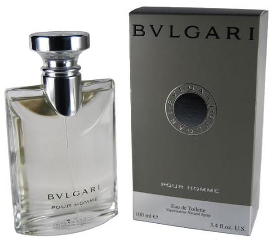 Bulgari Bulgari Pour Homme Eau De Toilette 100ml -- © Design4Stars