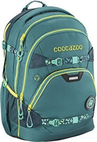 Coocazoo e-ScaleRale TecCheck Petrol Schulrucksack (00183715)
