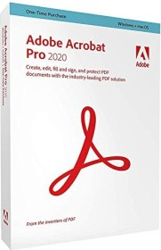 Adobe Acrobat Pro 2020 (deutsch) (PC/MAC) (65310809)