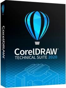 Corel CorelDraw Technical Suite 2020 (multilingual) (PC) (CDTS2020MLDVD)