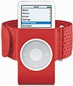 Apple iPod nano Wristlet red (MA186*/A)