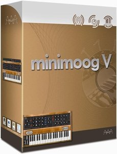Arturia: Minimoog V (PC/MAC)