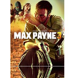 Max Payne 3 (German) (Xbox)