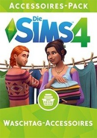 Die Sims 4: Waschtag-Accessoires (Download) (Add-on) (PC)