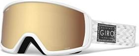 Giro Gaze white silver shimmer/amber gold (Damen) (7083137)