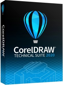 Corel CorelDraw Technical Suite 2020, ESD (multilingual) (PC) (ESDCDTS2020ML)