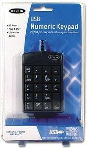 Belkin USB Numeric Keypad (F8E465EA)