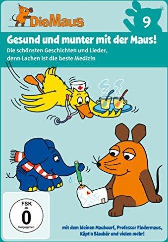 Die Sendung mit der Maus Vol. 9: Freunde für immer! -- via Amazon Partnerprogramm