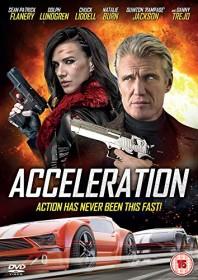 Acceleration - Gegen die Zeit (DVD)