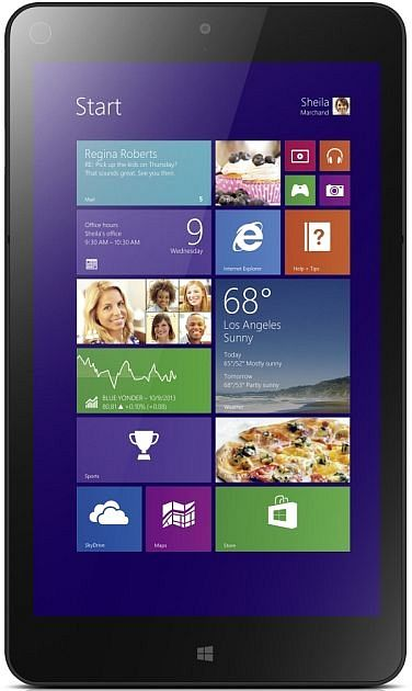 Lenovo ThinkPad Tablet 8 128GB, 2GB RAM, Windows 8.1 Pro (20BN001RGE/20BN001RPB/20BN001RUK)