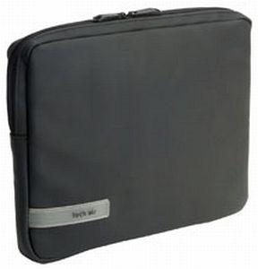 "Ultron Techair 17"" Slipcase sleeve black (56284)"