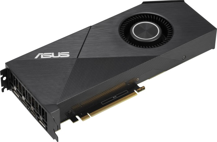 ASUS Turbo GeForce RTX 2070 Evo, TURBO-RTX2070-8G-EVO, 8GB GDDR6, 2x HDMI, 2x DP (90YV0CE0-M0NA00)