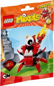 LEGO Mixels Infernites Serie 4 - Flamzer (41531)
