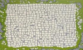 Papo The Medieval Era - Foldable tray (60027)