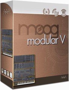 Arturia: Moog Modular V (PC/MAC)