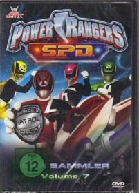 Power Rangers - Space Patrol Delta Vol. 7