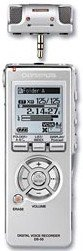 Olympus DS-55 digital voice recorder (N2280021)