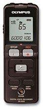 Olympus VN-6500 digital voice recorder (N2279721)