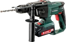 Metabo SBE 18 LTX rechargeable battery-hammer drill incl. case + 2 Batteries 2.0Ah (600845510)