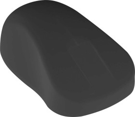 Active Key AK-PMH2 MedicalMouse Hygiene-Funk-Maus mit vollversiegelter Silikonmembran, schwarz, USB (AK-PMH2OS-FUS-B)