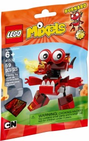 LEGO Mixels Infernites Serie 4 - Burnard (41532)