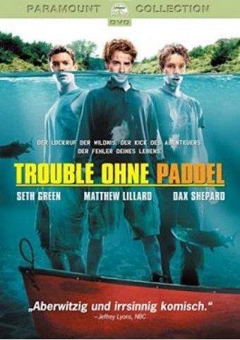 Trouble ohne Paddel -- via Amazon Partnerprogramm