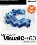 Microsoft Visual C++ 6.0 Standard Edition (PC) (254-00042)
