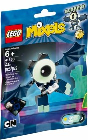 LEGO Mixels Glowkies Serie 4 - Globert (41533)