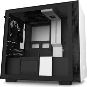NZXT H210 weiß, Glasfenster, Mini-ITX (CA-H210B-W1)