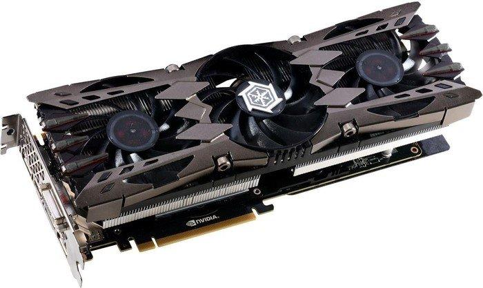 Inno3D GeForce GTX 980 Ti iChill HerculeZ X3 Air Boss Ultra, 6GB GDDR5, DVI, HDMI, 3x DisplayPort (C98T3-1SDN-N5HNX)