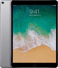 "Apple iPad Pro 10.5"" 256GB, LTE, Space Gray (2. Generation / 2017) (MPHG2FD/A)"